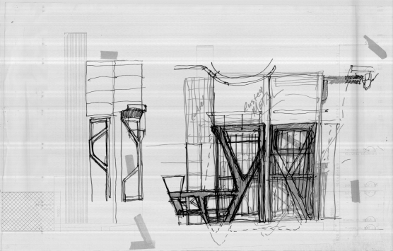 Architectural Sketches 001