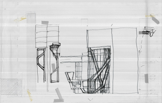Architectural Sketches 003