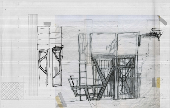 Architectural Sketches 004
