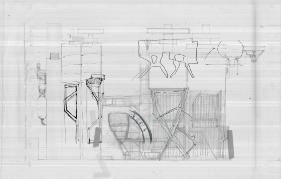 Architectural Sketches 006