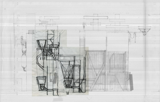 Architectural Sketches 007