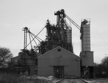 Central Grain North Elev