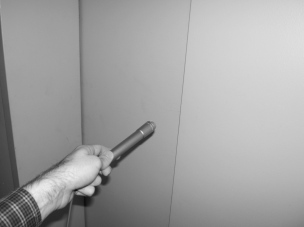 Elevator Door Condenser