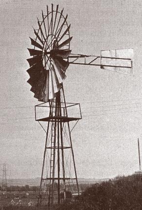 Wind Turbine color